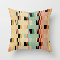 almost there Throw Pillow by SpinL
