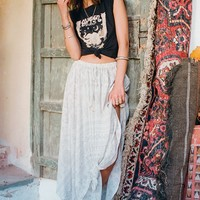 Moroccan Luxe Skirt