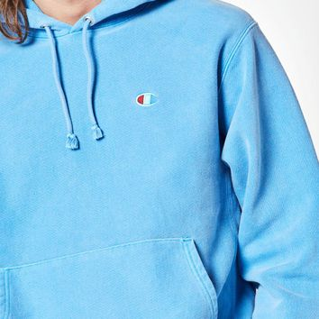 Champion Reverse Weave Mini C Pullover Hoodie at PacSun.com