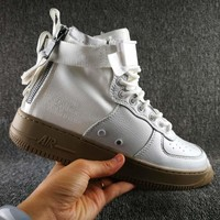 Originals Nike Special Field SF AF1 Mid Running Sport Casual Shoes AA3966-100 Sneakers
