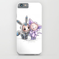 A Psychic Adoration iPhone & iPod Case by Randy C
