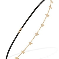 Contemporary Star-Charmed Headband