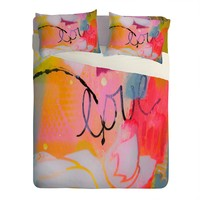 Natalie Baca Spring Love Sheet Set Lightweight