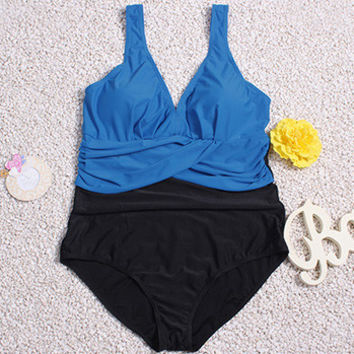 Ladies One Piece Swimsuits Top Padding Bra Swimsuit Bathing Suit Bodysuits
