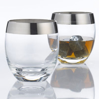 The Green Head - Madison Avenue Whiskey Glasses