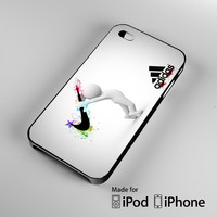 Nike Kill Adidas A1100 iPhone 4 4S 5 5S 5C 6, iPod Touch 4 5 Cases