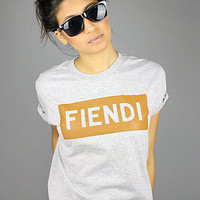 Forever Strung The Fiendi TeeHeather : Karmaloop.com - Global Concrete Culture