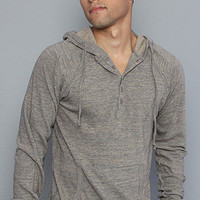 The Beach Boy Hoodie in Oxford Grey Heather by Alternative Apparel | Karmaloop.com - Global Concrete Culture