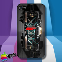 Skrillex iPhone 4 iPhone 4S Case Cover - 1990-Now