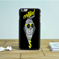 Certified Gangstas Cute iPhone 5 5S 5C Case Dewantary