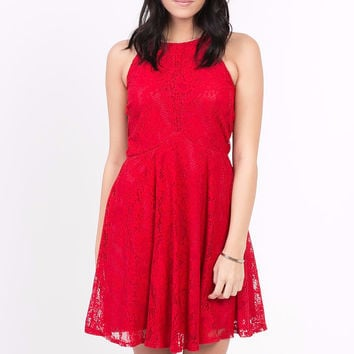 Ready for Red Siena Sweetheart Dress