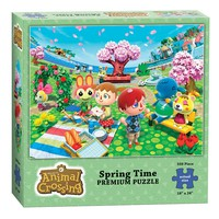 Animal Crossing Springtime Puzzle