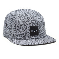 Huf: Quake Oxford Volley - Black