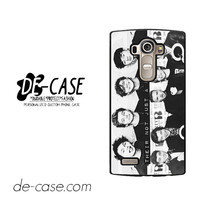 5 Seconds Of Summer One Direction Their Not Just A Band To Me For LG G4 Case Phone Case Gift Present