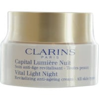Clarins by Clarins Vital Light Night Revitalizing Anti-Ageing Cream --50ml/1.7oz