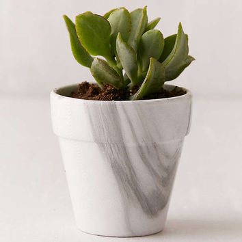 Marble Planter   Urban Outfitters