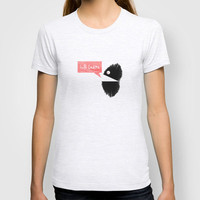 hello Ladies. T-shirt by j. franke | Society6