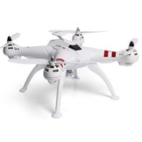 New BAYANGTOYS X16 Brushless Motor 2.4G 4CH 6Axis RC Quadcopter RTF Automatic Return 360 Degree Flip Mini Drone RC Helicopter
