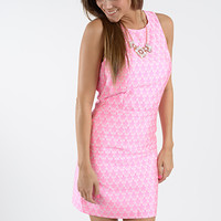 Holly Golightly Dress, Pink