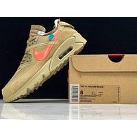 NIKE x OFF-WHITE AIR MAX 90 OW AA7293-200