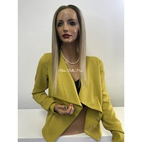 Blond Full Lace Wig - France