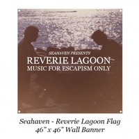 Seahaven - Reverie Lagoon 46x46 Flag - Posters / Banners