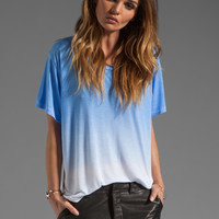 Pencey Standard Baggy Crew Tee in Dip Blue from REVOLVEclothing.com