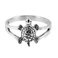 Terrapin Finger Ring on Sale for $15.99 at HippieShop.com