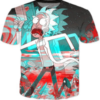 Rick And Morty 3D