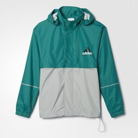 adidas EQT Windbreaker - Green | adidas US