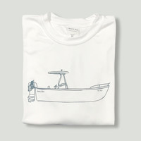 Boat Ride Long Sleeve Performance Tee