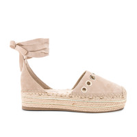 KENDALL + KYLIE Ariela Espadrille in Sand