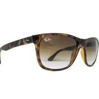 new authentic Ray Ban Sunglasses RB4181 710/51 Havana / Brown Gradient 57mm