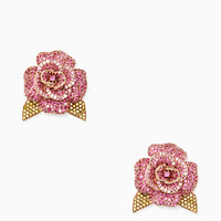 toast of the town rose studs