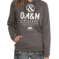 Of Mice & Men Logo Girls Pullover Hoodie