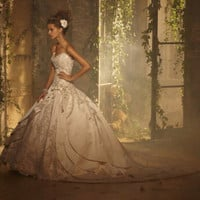 Amalia Carrara 278 A13  Amalia Carrara A13 278 Prom Gowns, Wedding Gowns and Formal Wear - Celestial Brides