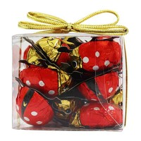 Chocolate Ladybugs by Riegelein, 3.5 oz (100 g)