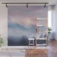 Pastel vibes 11 Wall Mural by vivianagonzalez