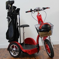 Challenger X Golf Scooter J750-GOLF - Challenger Mobility   TopMobility.com