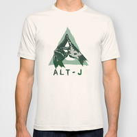 alt-j ∆  T-shirt by TwO Owls