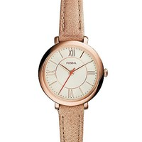 Fossil Jacquelin Watch
