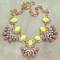 Pree Brulee - Royal Monarch Necklace