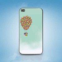 up balloon customized for iphone 4/4s/5/5s/5c ,samsung galaxy s3/s4/s5 and ipod 4/5 cases