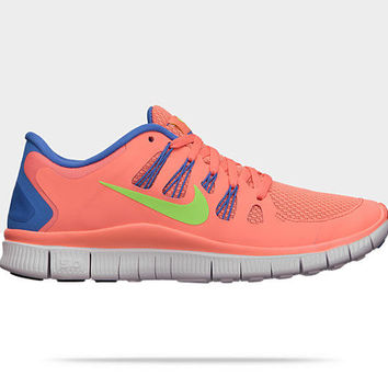 Check it out. I found this Nike Free 5.0+ Women's Running Shoe at Nike online.