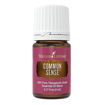 Young Living Common Sense Essential Oil - 5 Milliliters