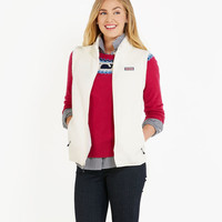 Women's Outerwear: Sea View Quilted Vest for Women - Vineyard Vines