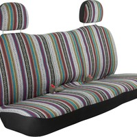 Bell Automotive 22-1-56259-8 Baja Blanket Standard Bench Seat Cover:Amazon:Automotive