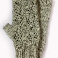 fingerless gloves, lace arm warmers, knit fingerless gloves, wrist warmers, fingerless mittens, hand warmers, knitted armwarmers, gloves