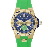 Vince Camuto Colored Sub-Dial Wash