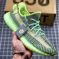 Adidas yeezy 350 New fashion couple sports leisure running shoes